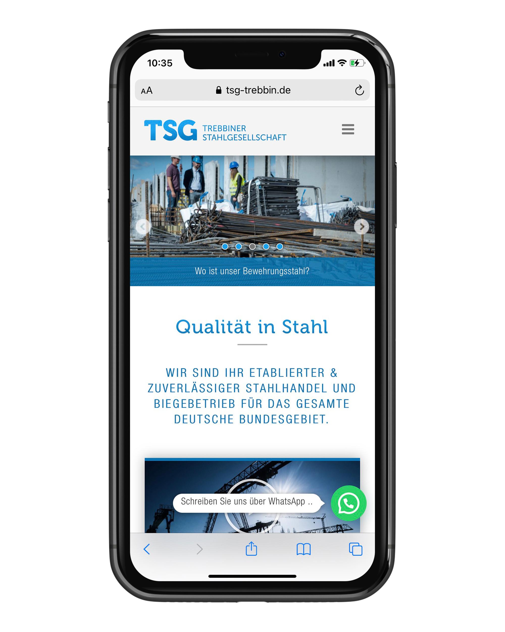 Digital Channels TSG